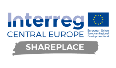 INTERREG CENTRAL EUROPE - SHAREPLACE